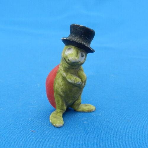 Hagen Renaker Miniature LORD BUG LADYBUG Vintage Figurine Aurasperse HTF 1960s