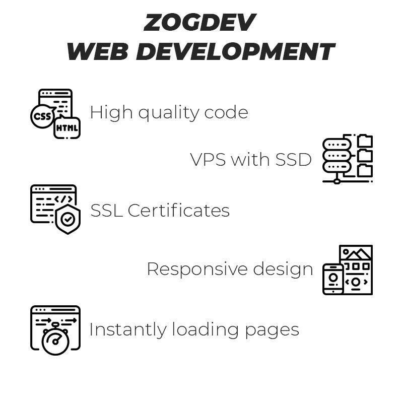 Web Development Seo Web Design Vps Hosting Ssl Certificates