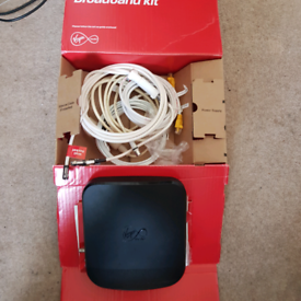 Virgin Superhub broadband router 2ac