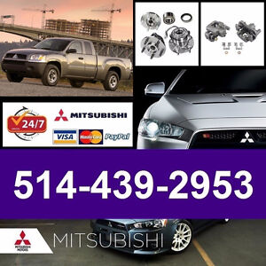 Mitsubishi Raider ► Roulements, Étriers • Bearings, Calipers