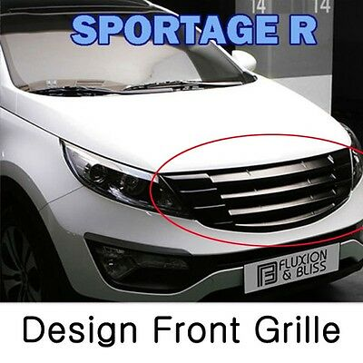 [Kspeed] (Fits: KIA 2010+ Sportage R) Fluxion Design airoparts front grille