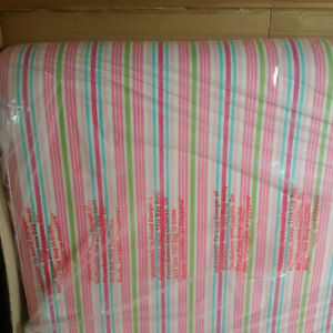 Girl's Upholstered Twin Head Board - New