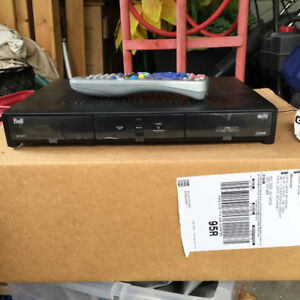 Bell HD PVR 9241 and Bell HD Receiver 6131