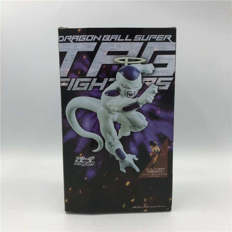 Packaging:Box:18cm Dragon Ball Z Movie Angel Frieza VS Goku Super Broly Action Figure