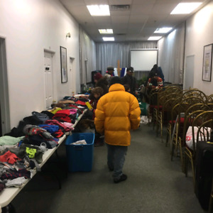 FREE CLOTHES FOR MEN, WOMAN AND CHILDREN