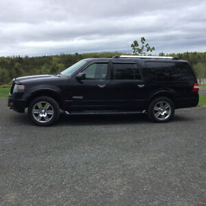 2007 Ford Expedition Limited Max SUV, Crossover