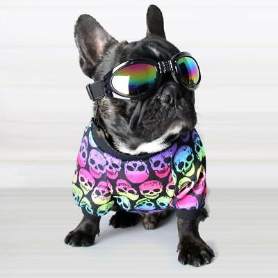 Summer Spring Vest For Small Dogs Punk Style French Bulldog Pug Costume Pet Coat](Pug Costumes For Dogs)