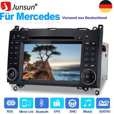 """7"""" CD-Player Für Mercedes Benz W906 Sprinter GPS Autoradio DVD Navi HD 2 Din"""