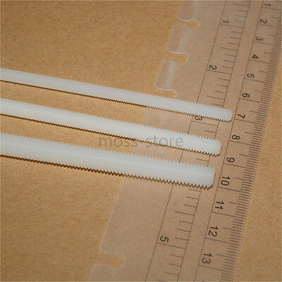 1METRIC NYLON THREADED ROD / ALL THREAD