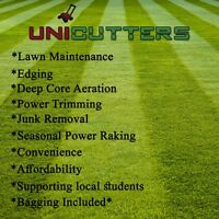 Lawn Maintenance, Spring/Fall Clean-up, and More!