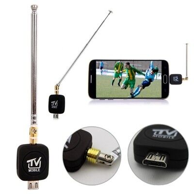 Mini Micro-USB DVB-T Digital Mobile TV Tuner Receiver For Android Phone E4C3