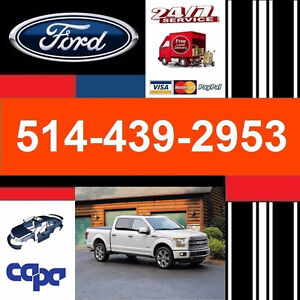 Ford F-150 ► Fenders and Bumpers • Ailes et Pare-chocs