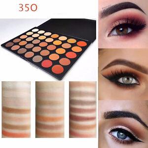 35-Color-Paleta-de-sombras-maquillaje-Ojos-TIERRA-GRIS-MATE-BRILLO