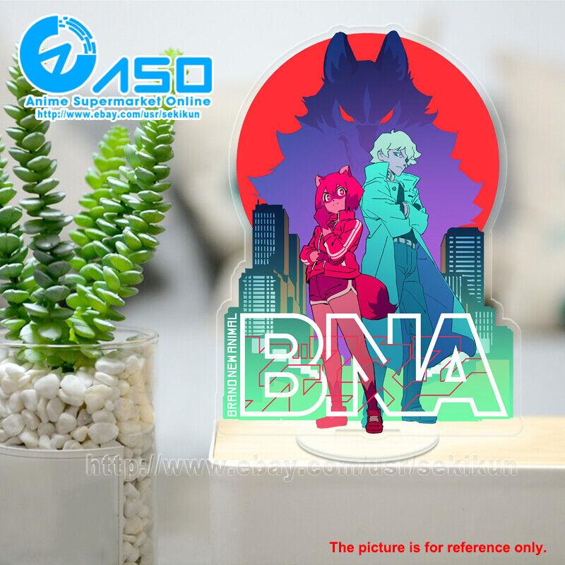 Brand New Animal BNA Character Anime Figure Acrylic Stand ...