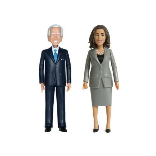 "Joe Biden + Kamala Harris Action Figures 6"" New in BOX from FCTRY"