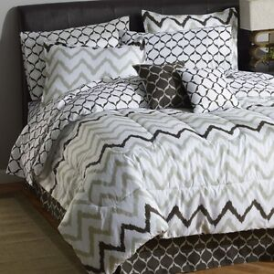 Grayson 20pc Bed Set  Full, New