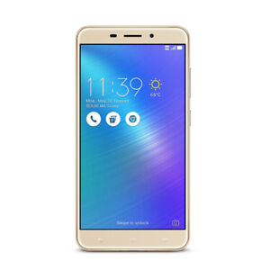 "ASUS ZenFone 3 Laser 5"" Factory Unlocked Phone - 32 GB - Gold"