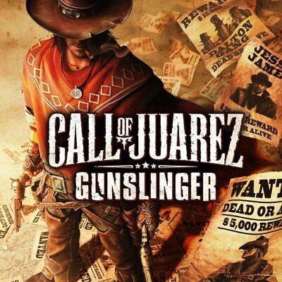 Call of Juarez: Gunslinger Region Free PC KEY (Steam)
