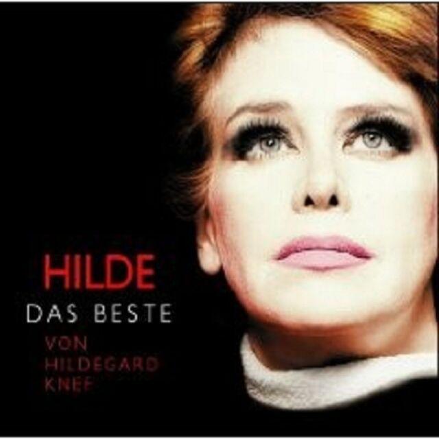 """HILDEGARD KNEF """"HILDE DAS BESTE VON HILDEGARD KNEF"""" CD"""