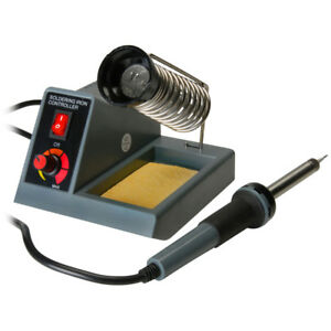 40W soldering iron, soldering gun with third hand