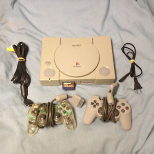 PS1 PS one Playstation