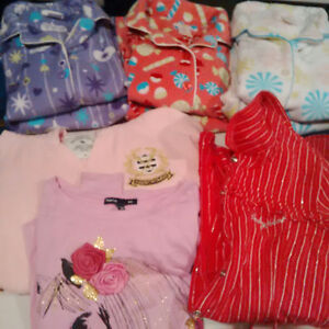 Girls LOT size 7 and 8 (62 pieces) Cambridge Kitchener Area image 2