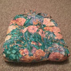 New chair cushions