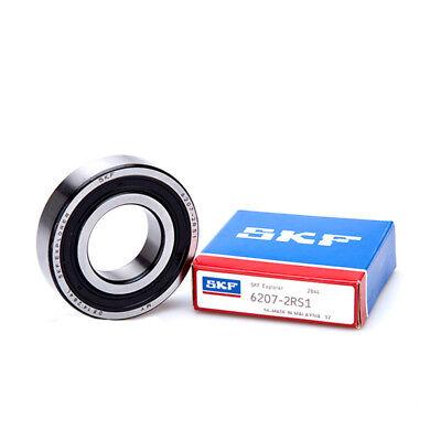 Skf 61917-2rs1 Deep Groove Ball Bearings 85x120x18 Mm