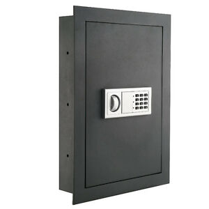 NEW,,, Superior Electronic Wall Safe for Jewelry or   Handguns
