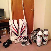 Hockey equipment for sale!!