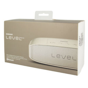 SAMSUNG LEVEL BOX PRO SPEAKER used 1 time in mint condition