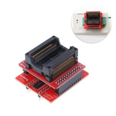 V3 Tsop48 Psop44 To Dip40 Usb Eprom Programmer Adapter For Tl866cs Tl866a Hot