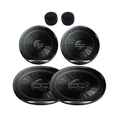"Pioneer TS-G6930F TS-G1620F 6x9"" 3-Way and 6.5"" 2-Way Speakers W/ FREE Tweeters, usado segunda mano  Embacar hacia Mexico"