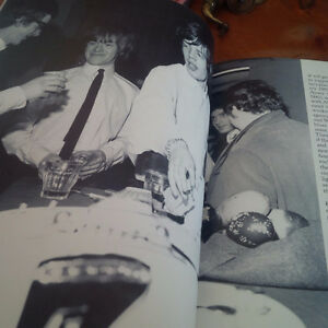 Book: The Rolling Stones, 1983 Kitchener / Waterloo Kitchener Area image 8