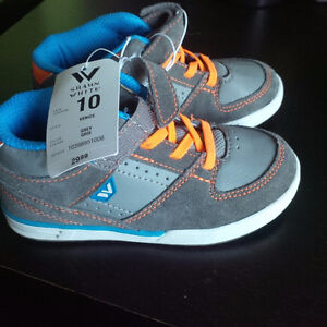 Brand New Boys Shoes - Size 10 Toddlers Kitchener / Waterloo Kitchener Area image 1