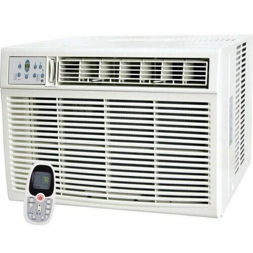 18,000 BTU Window AC/ HEATER, 16000 BTU - 1.5TON AC with remote