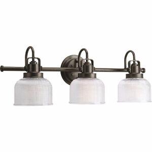 3 LIGHT VANITY LAMP