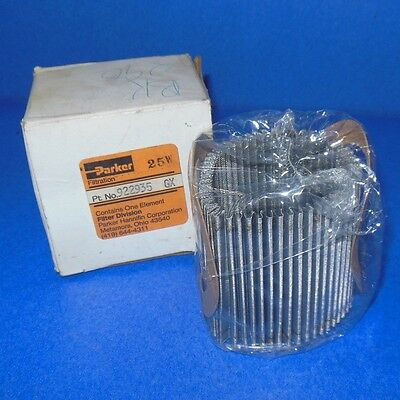 Parker Hydraulic Filter 922935 New In Box