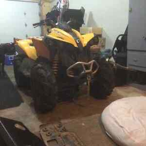 Can am renegade 800 for sale or trade