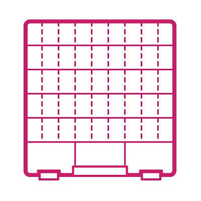 ArtBin Aufbewahrungsbox mit Unterteilung