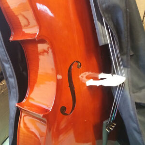 Full size Professional Solid Wood Cello  MOVING SALE 20%OFF