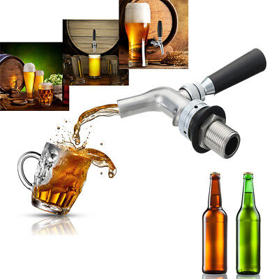 New Perlick Perl 630ss Tap Faucet Stainless Steel Homebrew Draft Beer Dispenser