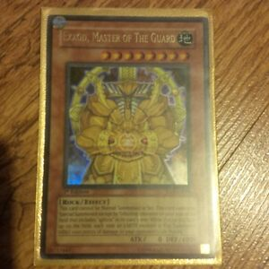 yu-gi-oh Exxod, Master Of The Guard SD7-EN001