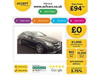 Mercedes-Benz E220 AMG Sport FROM £94 PER WEEK!