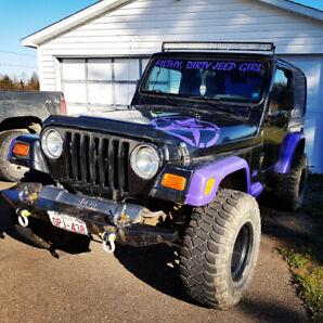 Jeep TJ 1997