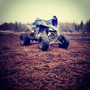 2004 yfz 450 1800 firm takes her nothing at all wrong!