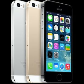 APPLE IPHONE 5S 16GB EE VIRGIN TMOBILE ORANGE MINT CONDITION COMES WITH WARRANTY & RECEIPT
