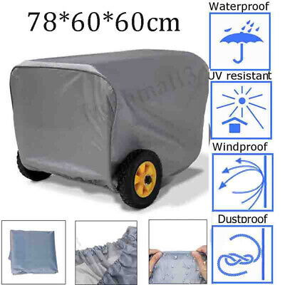 1pc Portable Power Generator Cover Storage For Champion Weatherproof Dustproof