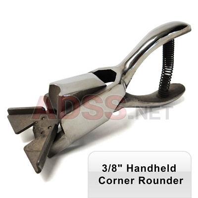 38 Inch Heavy Duty Hand Held Corner Rounder Punch