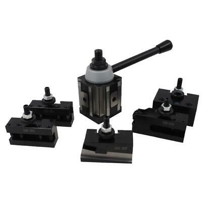 T1011 Bxa Piston Tool Post Set Cnc High Precision Quick Change Lathe Holder 200